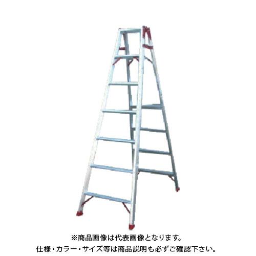【個別送料1000円】【直送品】 ピカ はしご兼用脚立PRO型 7尺 PRO-210B