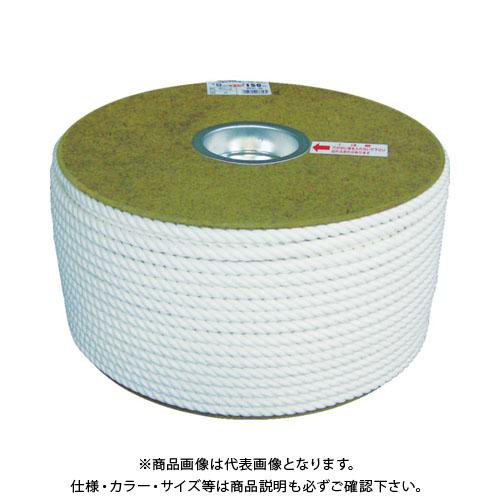 ユタカメイク 綿ロープドラム巻 9φ×150m PRC-5