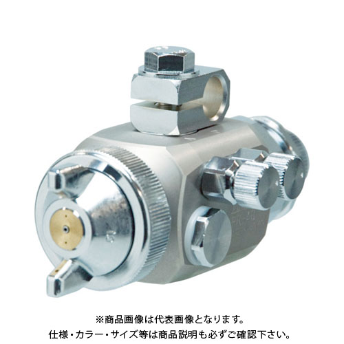 【運賃見積り】【直送品】 扶桑 ルミナガンPR-40-0.5X φ0.5(霧化エア分離・循環対応型) PR-40-0.5X