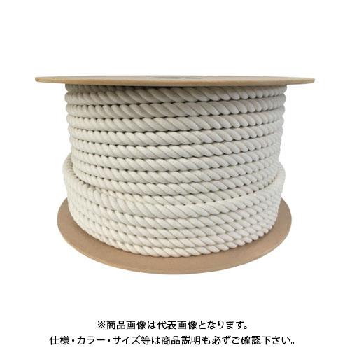 ユタカメイク 綿ロ-プドラム巻 16φ×100m PRC-16