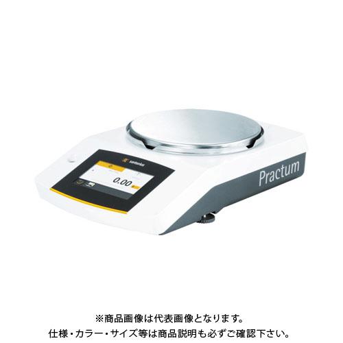 【運賃見積り】【直送品】 ザルトリウス 上皿天びん PRACTUM1102-1SJP
