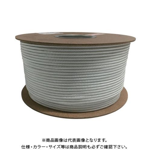 ユタカメイク ナイロン16打ロープドラム巻 5mm×200m PRN-9