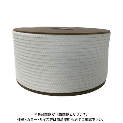 ユタカメイク ポリエステル金剛打ロープドラム巻 9mm×150m PRSX-5