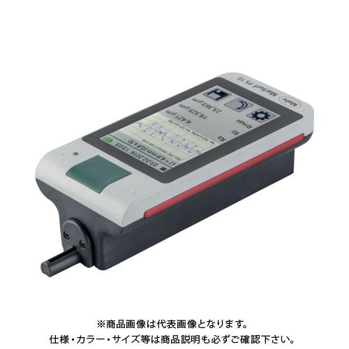 マール ポータブル型表面粗さ測定機(6910230) PS10-SET