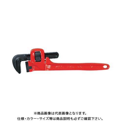 MCC パイプレンチ スタンダード 900 PW-SD90