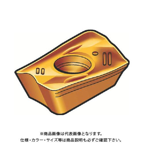 サンドビック コロミル390用チップ H13A 10個 R390-11 T3 08M-KL:H13A