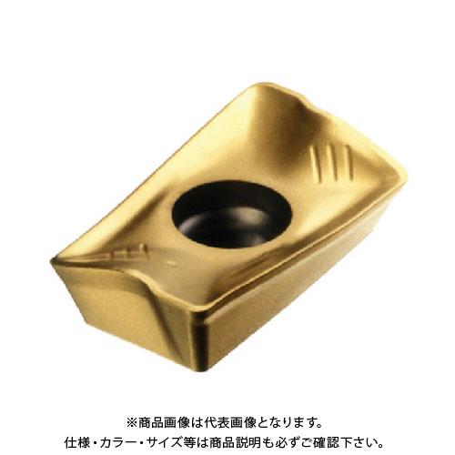 サンドビック コロミル390用チップ H13A 10個 R390-11 T3 04M-KM:H13A
