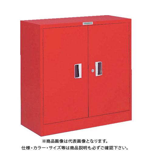 【運賃見積り】【直送品】 TRUSCO 防災・非常用品保管庫 W880XD380XH880 R-303