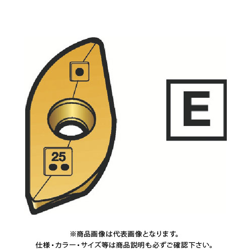 サンドビック コロミルR216ボールエンドミル用チップ 4240 10個 R216-20 T3 M-M:4240