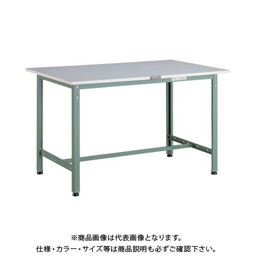 【直送品】 TRUSCO RAE型作業台 1200X750XH740 RAE-1200