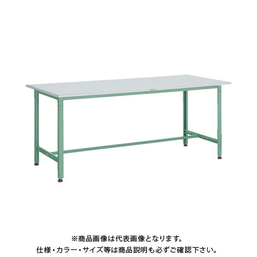 【直送品】 TRUSCO RAE型作業台 1500X600XH740 RAE-1560