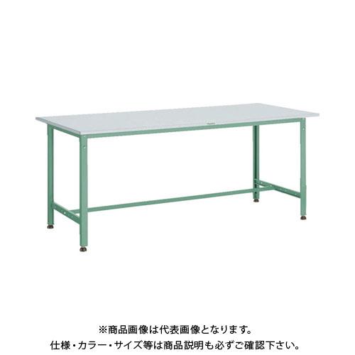 【直送品】 TRUSCO RAE型作業台 1800X600XH740 RAE-1860