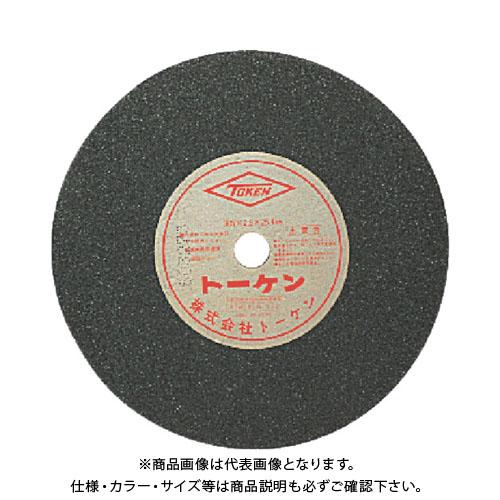 【直送品】トーケン トーケン切断砥石510mm厚み4mm鉄工用 15枚 RA-510-4