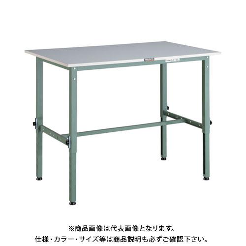 【直送品】 TRUSCO RAEM型高さ調節作業台 900X600 RAEM-0960