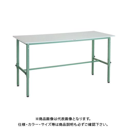 【直送品】 TRUSCO RAEM型高さ調節作業台 1500X600 RAEM-1560