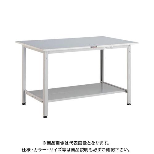 【直送品】 TRUSCO RAE型作業台 900X600 ツールハンガー付 RAE-0960THN