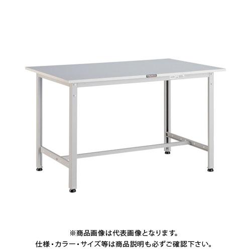 【直送品】 TRUSCO RAE型作業台 900X600XH740 W色 RAE-0960 W