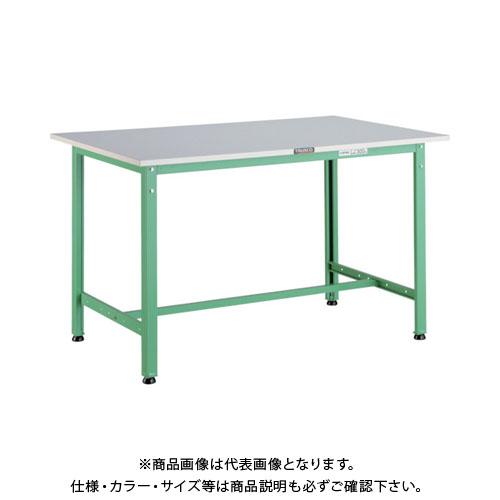 【直送品】 TRUSCO RAE型作業台 900X600XH740 YG色 RAE-0960 YG