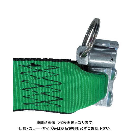 【8月1日限定!Wエントリーでポイント14倍!】allsafe エアラインレール用ラチェット式ラッシングベルト DS-PR R5DSPR16