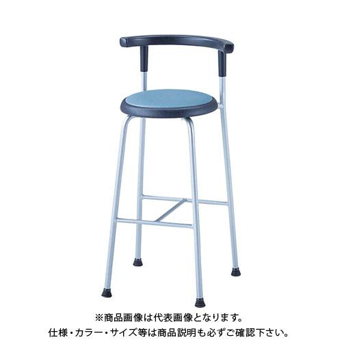 【直送品】 ノーリツ ハイカウンターチェア ブルー R-540L-BL