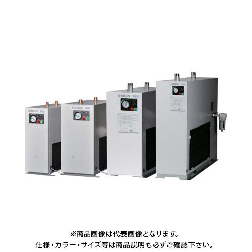 【直送品】オリオン 標準型冷凍式エアドライヤー(RAX小型シリーズ) RAX3J-A1