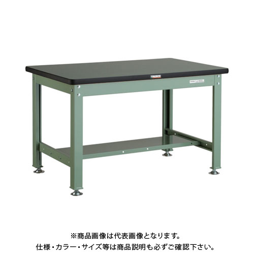 【直送品】 TRUSCO RDW型作業台 1200X750XH740 RDW-1200