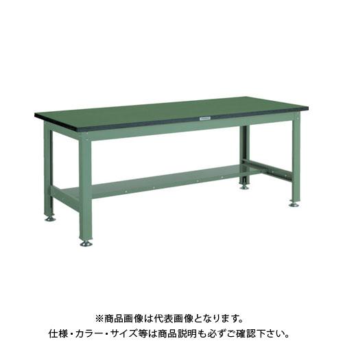 【直送品】 TRUSCO RDW型作業台 1500X750XH740 RDW-1500