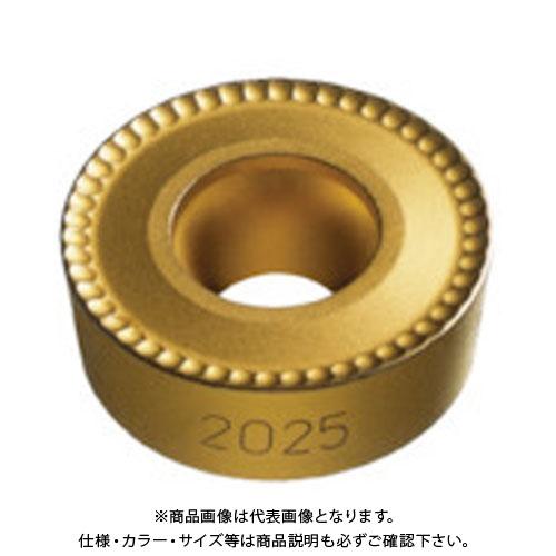 サンドビック コロターン107 旋削用ポジ・チップ 2025 10個 RCMT 20 06 M0:2025