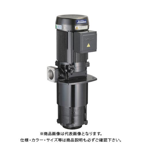 【運賃見積り】【直送品】川本 浸漬式多段クーラントポンプ RCD-40AE2.2T4