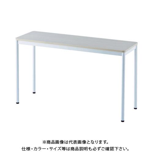 【運賃見積り】【直送品】 アールエフヤマカワ RFシンプルテーブル W1200×D400 ナチュラル RFSPT-1240NA