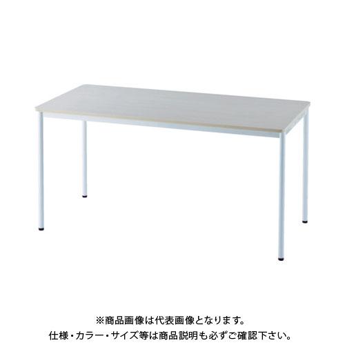 【運賃見積り】【直送品】 アールエフヤマカワ RFシンプルテーブル W1400×D700 ナチュラル RFSPT-1470NA