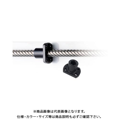 【直送品】YAHATA 転造すべりねじ PPSナット付き φ15XL10X500L RFSR1510-500