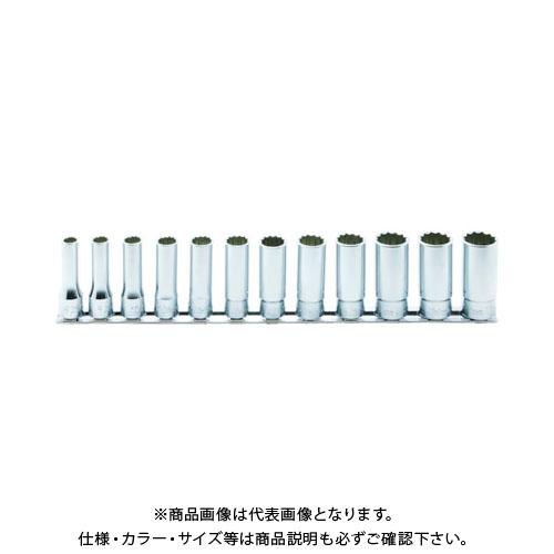 コーケン 12角ディープソケットセット RS3305M/12