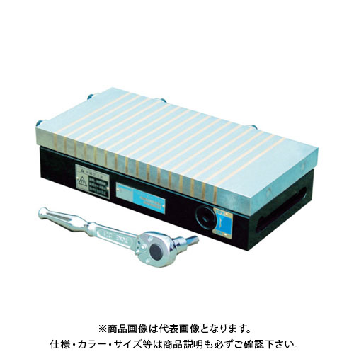 【直送品】 カネテック 切削用角型永磁チャック RMA-1530A