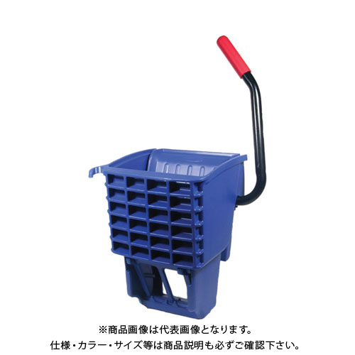 ラバーメイド ウェイブブレイクモッピングシステム モップ絞り器 RM612788BL