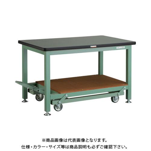 【運賃見積り】【直送品】 TRUSCO RTWC型作業台 1200X750XH740 RTWC-1200