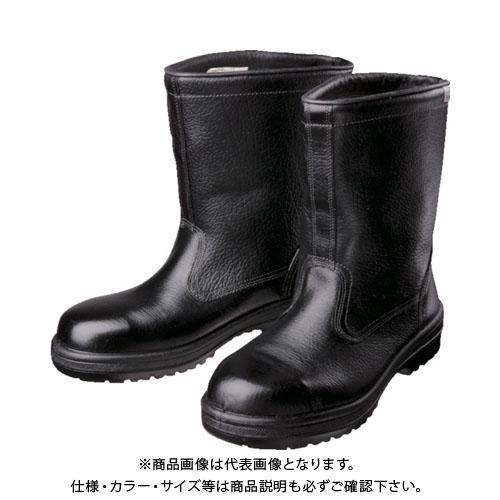 ミドリ安全 静電半長靴 24.0cm RT940S-24.0