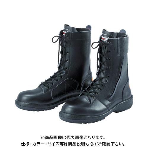 ミドリ安全 踏抜き防止板入り ゴム2層底安全靴 RT731FSSP-4 24.0 RT731FSSP-4-24.0