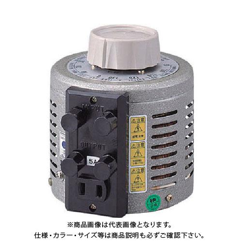 【運賃見積り】【直送品】山菱 ボルトスライダー据置型 小容量タイプ 最大電流30A 入力電圧100V S-130-30