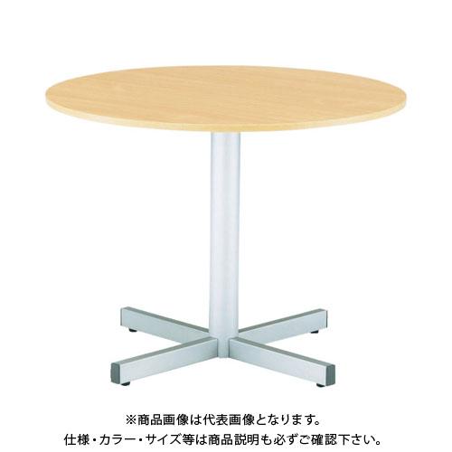 【運賃見積り】【直送品】 TOKIO ラウンドテーブル ナチュラル RXN-750-NR