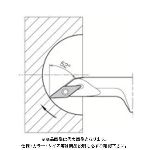 【20日限定!3エントリーでP16倍!】京セラ 内径加工用ホルダ S16Q-SVJCR08-20A