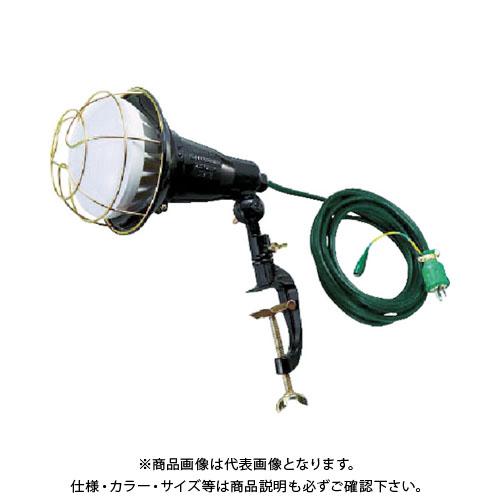 TRUSCO LED投光器 20W 10m ポッキンプラグ付 RTL-210EP
