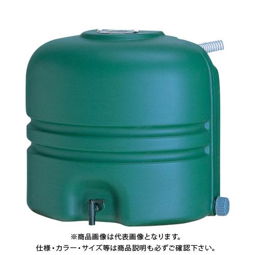 【運賃見積り】【直送品】 コダマ 雨水タンク ホームダム110L RWT-110 グレー RWT-110-GREY