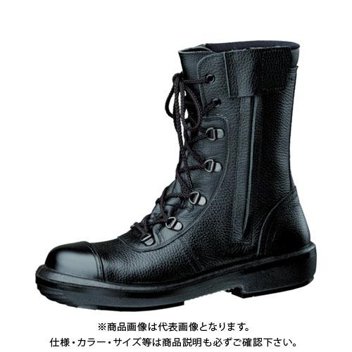 ミドリ安全 高機能防水活動靴 RT833F防水 P-4CAP静電 25.0cm RT833F-B-P4CAP-S 25.0