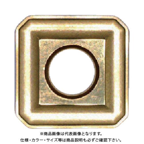 富士元 フェイス加工用Sタイプ並級チップ 超硬M種 TiNコーティング NK3030 12個 S32MOZ:NK3030