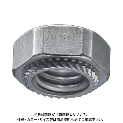 POP カレイナット/M4、板厚1.0ミリ以上、S4-09 (1000個入) S4-09