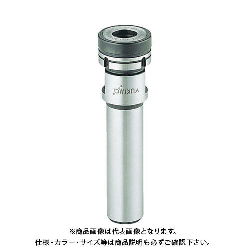 ユキワ ニュードリルミルチャック 把握径0.5~10mm 全長125mm S25-NDC10-125