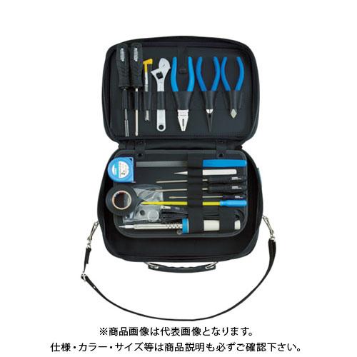 HOZAN 工具セット ショルダー工具セット16点 S-7