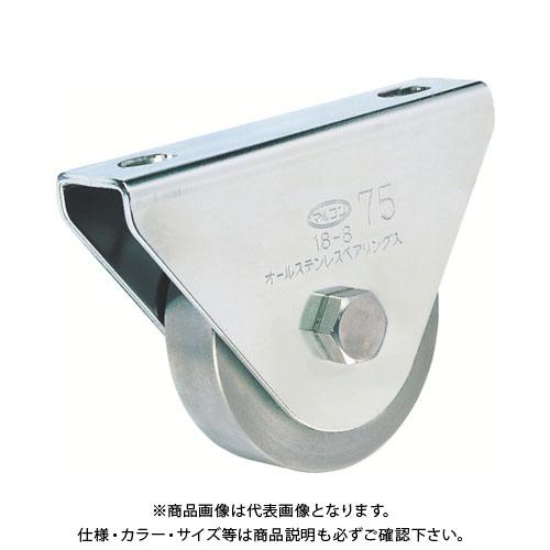 【直送品】MK オールステンレス枠付重量車 150mm 平型 S-3750-150