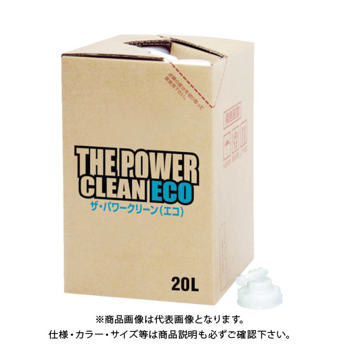 【運賃見積り】【直送品】 SYK ザ・パワークリーンエコ20L S-2621